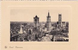 CARTOLINA - POSTCARD - BELGIO - GAND - PANORAMA - Gent