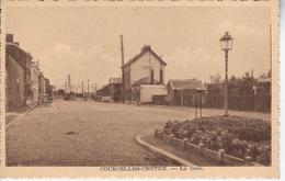 La Gare Courcelles - Courcelles