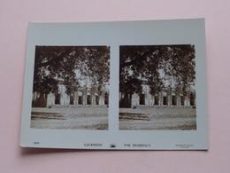 LUCKNOW The Residency ( Sunbeam Tours London ) 1296 ( Zie Foto Details ) Formaat +/- 11,5 X 8 Cm ! - Photos Stéréoscopiques