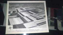 Affiche (dessin) - Les Environs Du Village De GERMONVILLE Vue Oblique - Posters