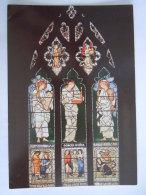 Christ Church Oxford St. Cecilia Windox -Burne Jones Glasraam Vitrail St. Cecile - Tableaux, Vitraux Et Statues