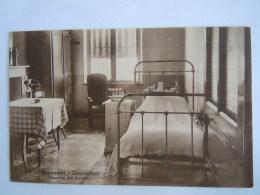 Geraardsbergen Grammont Sanatorium Chambre Des Malades Edit: Meullemeestre Lessines - Geraardsbergen