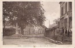 GOUVIEUX La Croix De Chaumont - Gouvieux