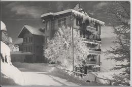 Kurheim Schönegg - Beatenberg Im Winter En Hiver - Photo: Gyger - BE Berne