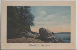 Neuchatel - Les Saars - Photo: Jullien Freres - NE Neuchâtel