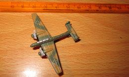 PANINI – PLANES BF-110C Scale: 1:150 Aprox.METAL - Militari