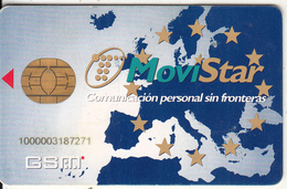 SPAIN - Movistar By Telefonica GSM, Used - Espagne