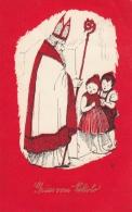 AK - Gruss Vom NIKOLO 1929 - Saint-Nicholas Day