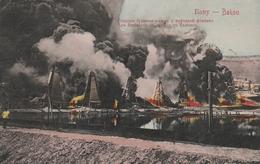 Baku,old Postcard - Azerbaïjan