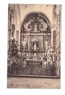 Belgique Tongre Notre Dame L' Autel De La Vierge Timbre 2 Timbres - Chièvres