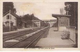 OSNY Quais De La Gare - Osny
