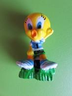 006 - Kinder - Les Looney Tunes En Grèce Antique - Titi Footballeur - 2004 - MonoBlocks