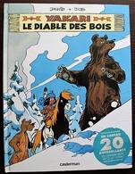 BD YAKARI - 20 - Le Diable Des Bois - EO 1994 - Yakari