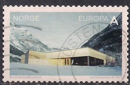 Norway 2012  'A'  Europa Used Stamp   ( M533 ) - Oblitérés