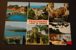 Peschiera - Lago Di Garda  Gelaufen - Italia
