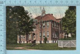 CPA Voyagé 1909 - Collagiate  Institute , Orillia Ontario - Timbre CND #89 - Non Classés