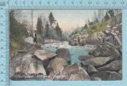 CPA Voyagé 1907 - A Pretty Spot, Still River Byng Inlet Ontario - Timbre CND #89 - Non Classés