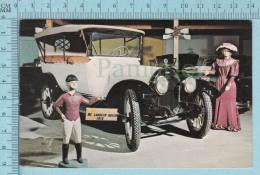 CPM Voyagé 1985 - Auto Old Car Mc Laughlin 1914- Timbre CND 34¢ - Voitures De Tourisme