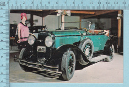 CPM Voyagé 1985 - Buick Decapotable  1923  - Timbre CND 34¢ - Voitures De Tourisme