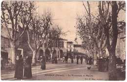 CPA HERAULT.BESSAN.LE MARCHE - France