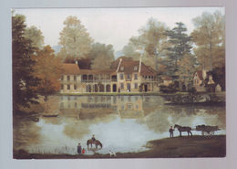 Carte Postale Beaux Arts : Le Hameau De Trianon Par Delacroix / Neuve A Ecrire - France