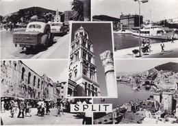 Postcard Split Croatia Multiview My Ref  B22709 - Croatia