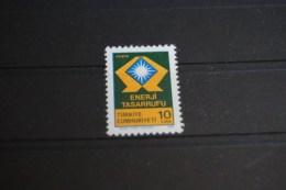 Türkei 1982 , Freimarken : Energiesparen / Mi. 2589 **  Postfrisch - MNH - 1921-... República