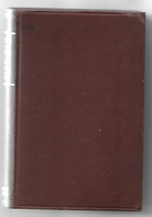 Davis, Raymond E., Francis S. Foote, W. H. Rayner, ELEMENTS OF SURVEYING, New York 1930 - 1900-1949