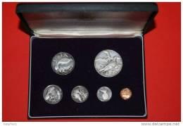 Virgin Island 1973 Münzensatz - Münzen