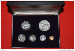 Virgin Island 1973 Münzensatz - Monete