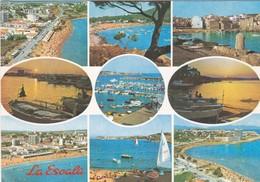 Postcard La Escala Multiview My Ref  B22712 - Other