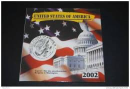 USA /  Capitol - Sitz Des Amerikanischen Kongress In Washington - 2002 - Federal Issues