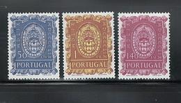 "PORTUGAL1960""400th ANNIV. UNIVERSITY Of EVORA"" #857-859 MNH - 1910-... Republic"