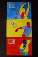 Liechtenstein 1984  Maximum  Karte .48 Mi. 846 - 48  Olympische Sommerspiele Los Angeles - Summer 1984: Los Angeles