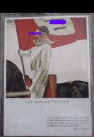 2793 Propagandakarte AH Der Bannertrager - Weltkrieg 1939-45