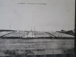 BZ - 55 - SAINT MIHIEL - Cimetiere De La Vaux - Saint Mihiel