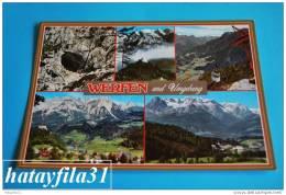 Werfen Und Umgebung  Gelaufen  1994 - Österreich