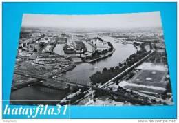 FRANKFURT AM MAIN....OSTHAFEN Gelaufen Ohne Briefmarke - Frankfurt A. Main