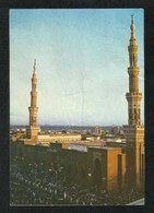 Saudi Arabia Picture Postcard Prophet Mosque In  Madinah  View Card AS PER SCAN - Arabie Saoudite