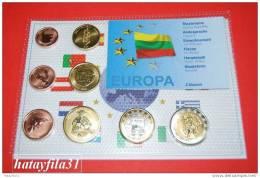 Euro Proben Satz Litauen 2006 - Lithuania