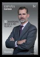 Spain 2018 Mih. 5228 King Felipe VI MNH ** - 2011-... Nuevos & Fijasellos