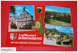 MÖNCHBERG SPESSART Gelaufen - Deutschland