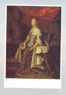 Carte Postale Beaux Arts : Charles Beaubrun - Marie Therese D'Autriche - Zonder Classificatie