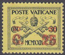 VATICANO - 1931 - Yvert 39 Nuovo MNH, Come Da Immagine. - Neufs