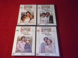 LES PLUS GRANDS FEUILLETONS DE LA TELEVISION FRANCAISE   °° LES GENS DE MOGADOR  4 DVD NEUF SOUS CELOPHANE - TV Shows & Series