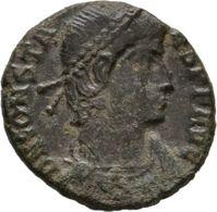 Constans Demi-Maiorina 2,72 G (C.10 - RIC.120) - 7. L'Empire Chrétien (307 à 363)