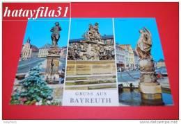 Gruss Aus  BAYREUTH - Bayreuth