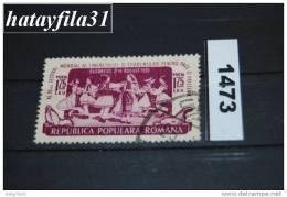 Rumänien 1953 - Mi. 1438 - Gestempelt - 1948-.... Repúblicas