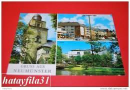 Gruss Aus Neumünster  Gelaufen 1980 - Neumünster