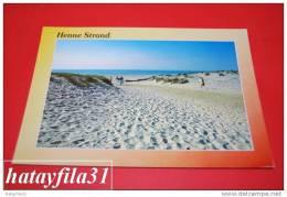 Dänemark Henne Strand   Gebraucht - Dänemark